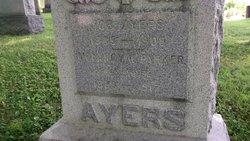 Molancy W. <I>Parker</I> Ayers
