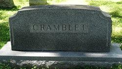"""John Albert """"Bert"""" Cramblet"""