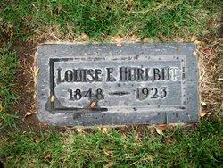 "Louise Ellen ""Nellie"" <I>Conlee</I> Hurlbut"