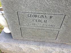 Georgina R Carjigal