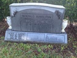 Magnus Hamilton