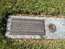 Robert William McLeod, Jr.