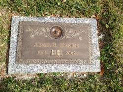 Arvel Randall Harris