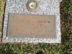 Franklin C Ankrom