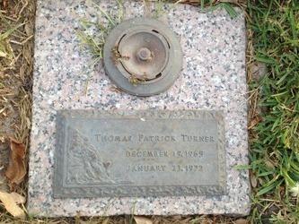 Thomas Patrick Turner