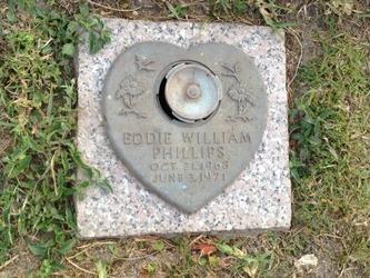 Eddie William Phillips