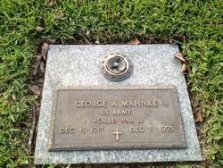 George A. Mahnke