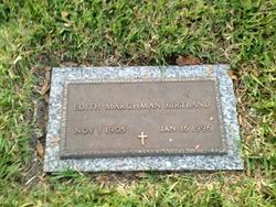 Edith Myrtle <I>Marchman</I> Kirtland