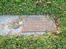 Vivian M. Martin