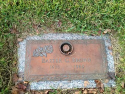Baxter C. Brown