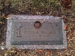 Rufus A. Wallace