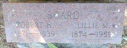 Lillie M Board