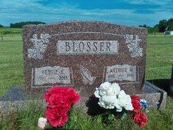 Bessie E <I>Marquart</I> Blosser