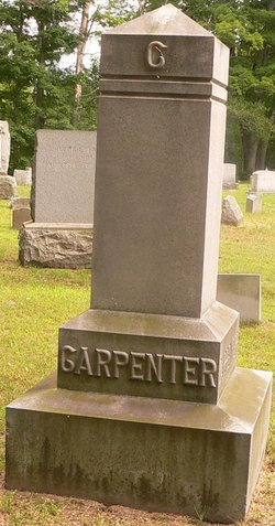 Rev Edward D Carpenter
