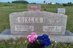 John R Bixler
