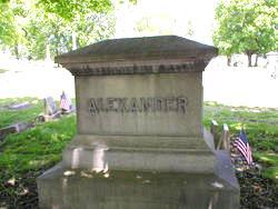Pvt William H. Alexander