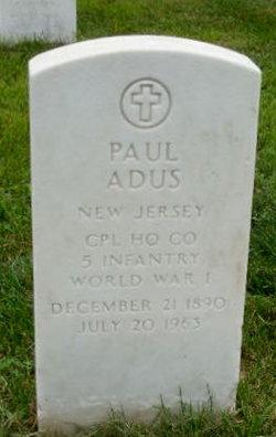 Paul Adus