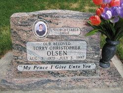 Torry Christopher Olsen