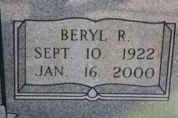 "Beryl ""Bell"" <I>Rumley</I> Campbell"