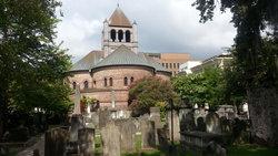 Circular Congregational Church Burying Ground
