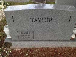 Robert C Taylor