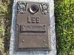 Mark Anthony Lee