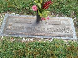 George E. Lyn Shack Chan