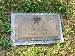 Ann C. Schubert