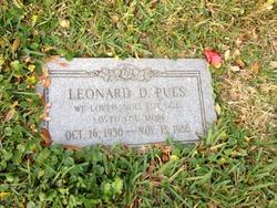 Leonard D Puls
