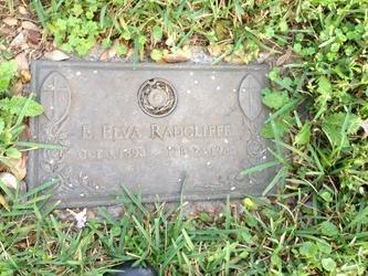 E Elva Radcliffe
