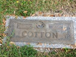 Edith Lillian <I>Turner</I> Cotton