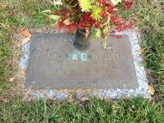 Carolyn B. Webster