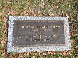 Richard Lucius Shaw