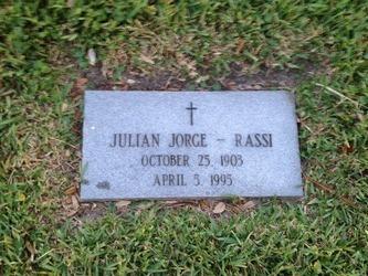Julian Jorge Rassi