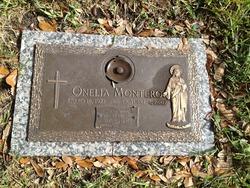Onelia Montero