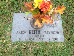 Aaron Keith Clevenger
