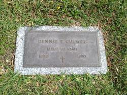Dennis T. Culmer