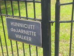 Hunnicutt DeJarnette Walker