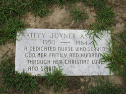 Kitty Lou Joyner Askins 1950 1984 Find A Grave Memorial