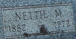 Nettie Maude <I>Bullis</I> Adams