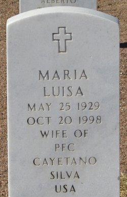 Maria Luisa <I>Adame</I> Silva