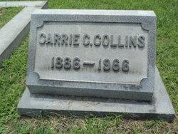 Carrie <I>Cooper</I> Collins