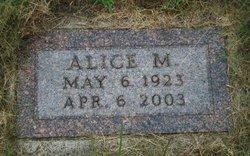 Alice M. <I>Christensen</I> Bartle