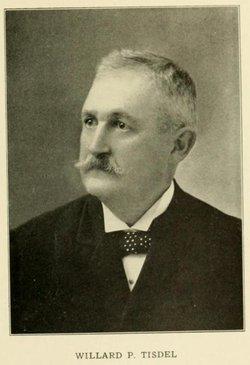 Col Willard Parker Tisdel