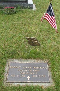 Robert Allen Westrope