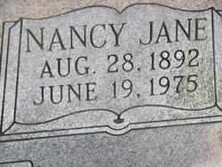 Nancy Jane <I>Compton</I> McMahan