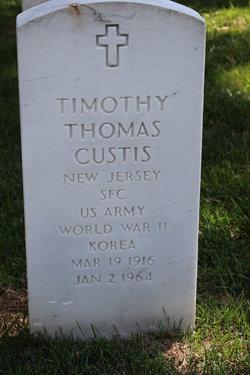 Timothy Thomas Custis