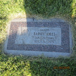 Barry Ames