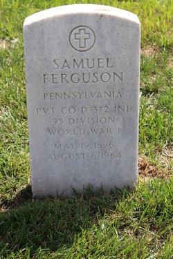 Samuel Ferguson