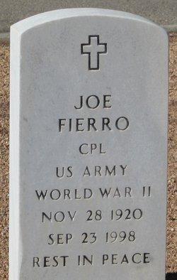 Joe Fierro